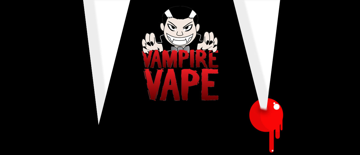 Vampire Vape Available at Flavour Vapour