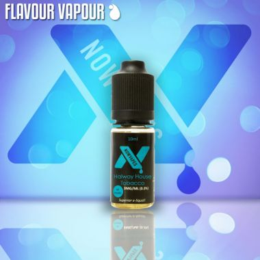 NOW Vapes Halfway House Tobacco e-liquid 10ml