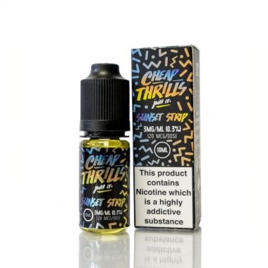 Cheap Thrills Sunset Strip 10ml e-liquid