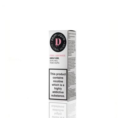 Dripp E-Liquid Pink Lemonade 10ml