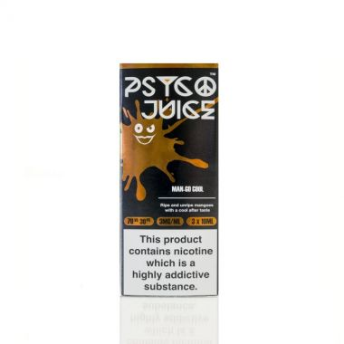 Psyco Juice Man-Go Cool 3 x 10ml