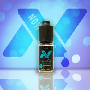 NOW Vapes Mixed Fruit Menthol 70/30 10ml
