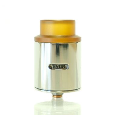 HYON USA Cueté RDA Stainless Available in the UK