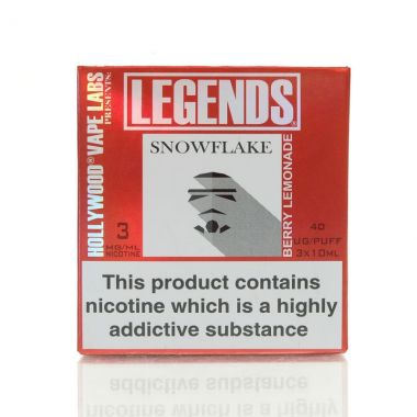 LEGENDS Snowflake e-liquid
