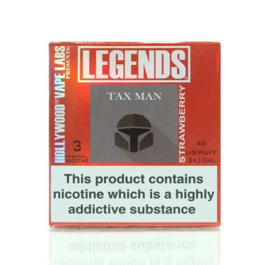 LEGENDS Tax Man e-liquid