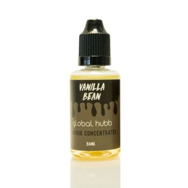 Vanilla Bean Flavour Concentrate Global Hubb DIY E-liquid UK