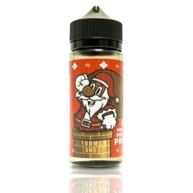 Ultimate Christmas Pudding E-liquid Prohibition UK 100ml Short Fill