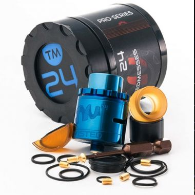 Twisted Messes TM24 Pro-series RDA UK