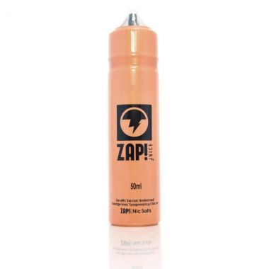 Zap E-liquid 50ml Ginger Ale UK