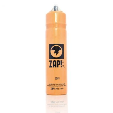 Zap E-liquid 50ml Peach Ice Tea UK