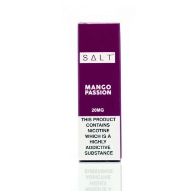 MANGO PASSION SALT BY JUICE SAUZ E-LIQUID UK