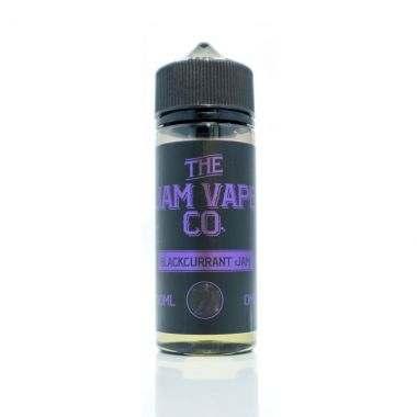 Blackcurrant Jam E-Liquid Jam Vape Co UK