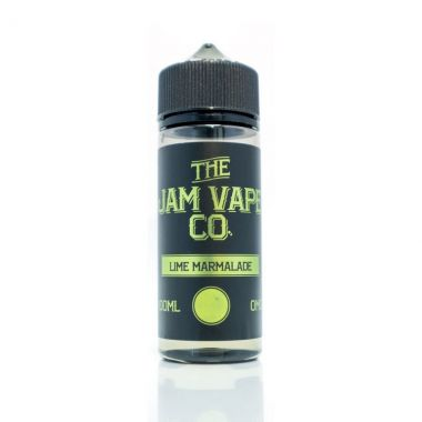 Lime Marmalade E-Liquid Jam Vape Co UK