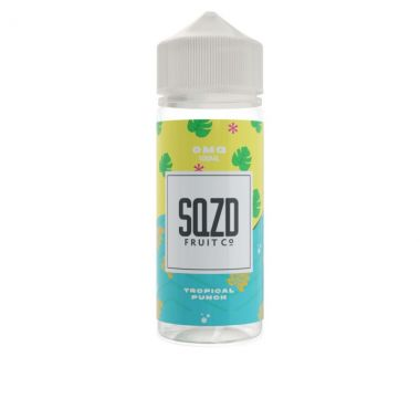 SQZD-TropicalPunch-E-liquid-100ml-0mg-Shortfill-UK