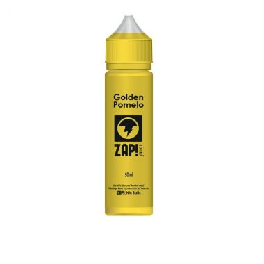 Zap-GoldenPomelo-E-liquid-50ml-0mg-Shortfill-UK