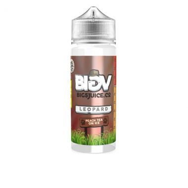 BigV-Leopard-E-liquid-100ml-0mg-Shortfill-UK