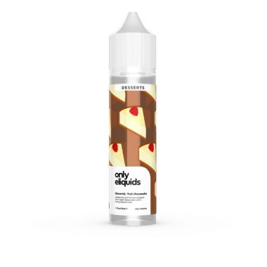 Fruit Cheesecake Only eliquids e-liquid 50ml mix and Match UK