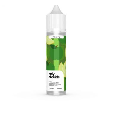 Melon Apple Only eliquids e-liquid 50ml mix and Match UK