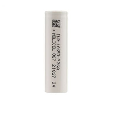 Molicell-18650-P26A-Battery