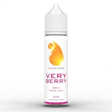 Haven High VG Very Berry 50ml e-liquid UK