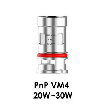 Voopoo PnP M4 replacement coils UK