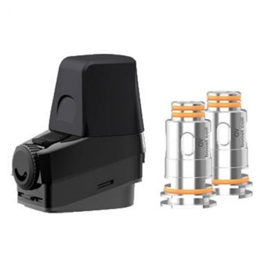Geek Vape Aegis Boost Spare Pods and Coils UK