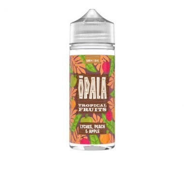 Opala-Lychee-Peach-Apple-100ml-Shortfill-UK