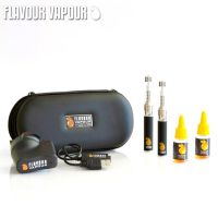 Flavour Vapour Double CE4 Kit With 650mAh Battery