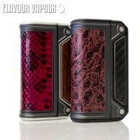 Lostvape Therion DNA75 Colour Screen Snake Skin
