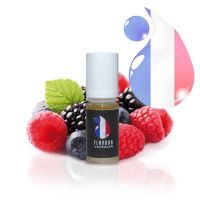 Flavour Vapour Red Berries Paris Range E-Liquid