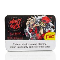Nasty Juice E-liquid Bad Blood 5 x 10ml