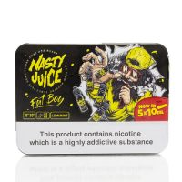 Nasty Juice E-liquid Fat Boy 5 x 10ml