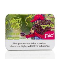 Nasty Juice E-liquid Green Ape 5 x 10ml