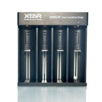 Xtar Battery Chargers MC4 Micro USB Li-ion Battery Charger