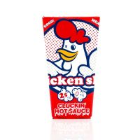 Chicken Shop E-Liquid Cluckin' Hot Sauce 25ml 0mg