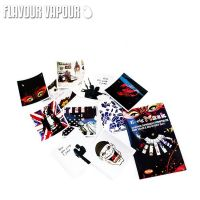 Flavour Vapour Pack of 10 E-Cig Masks