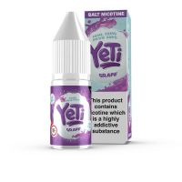 Yeti Grape Nic Salt 10ml E-liquid