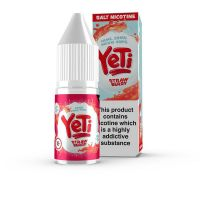 Yeti Strawberry Nic Salt 10ml E-liquid