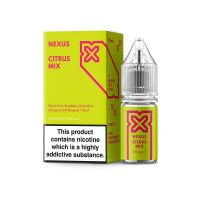 Nexus Citrus Mix Nic Salt 10ml E-liquid