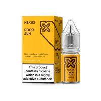 Nexus Coco Sun Nic Salt 10ml E-liquid