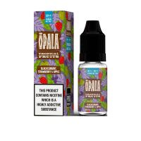 Opala Blackcurrant, Strawberry & Apple Nic Salt 10ml E-liquid