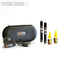 Flavour Vapour EVOD Double Starter Kit with 650mAh Battery
